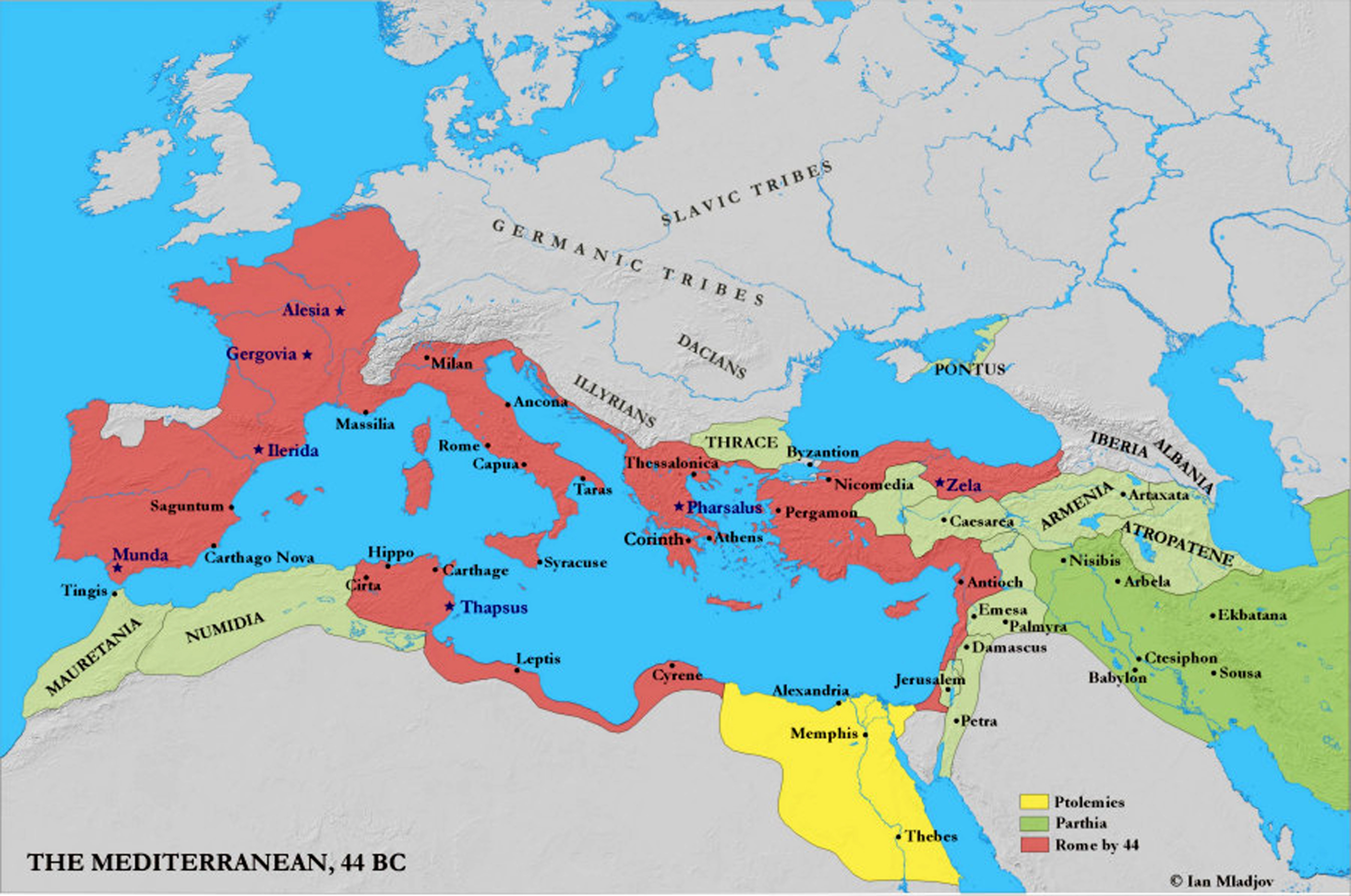 Roman Empire Timeline Map Map The Roman Empire